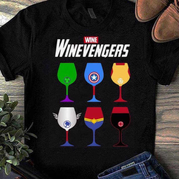 Awesome Marvel Wine Winevengers Avengers Endgame Shirt 1 2 1.jpg
