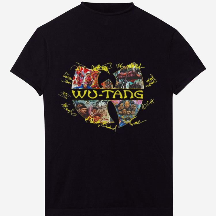 Awesome Wu Tang Clan Art Signatures Shirt 1 1.jpg