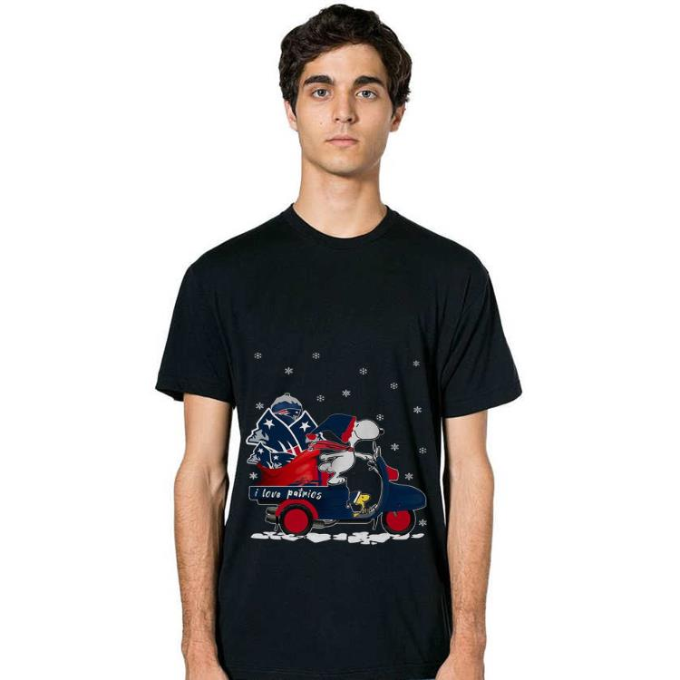 Hot Snoopy Driving Vespas I Love Patrios New England Patriots Shirt 2 1.jpg