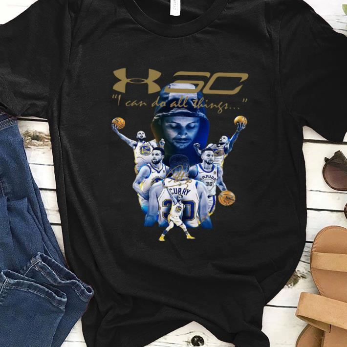 Nice Stephen Curry I Can Do All Things Golden State Warriors Signature Shirt 1 1.jpg