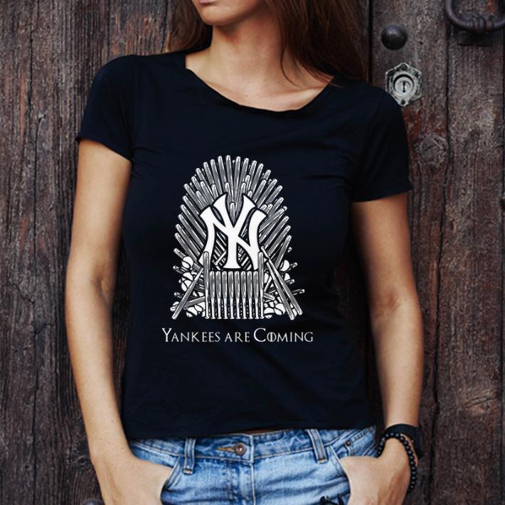 Original King New York Yankees Are Coming Game Of Thrones Shirt 3 1 1.jpg