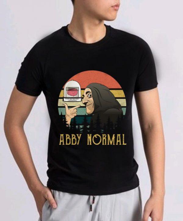 Premium Vintage Abby Normal Shirt 2 1.jpg