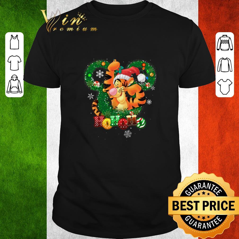 Pretty Tigger Ho Ho Ho Christmas Shirt 1 1.jpg
