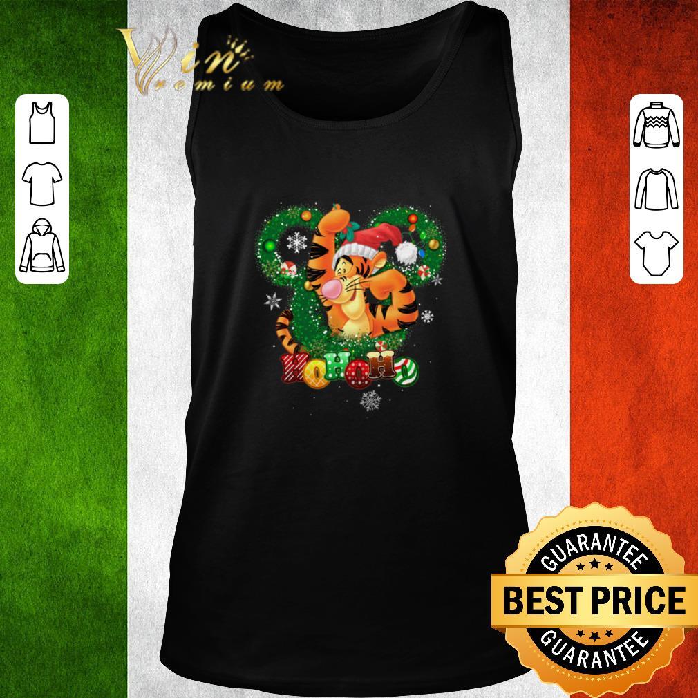 Pretty Tigger Ho Ho Ho Christmas Shirt 2 1.jpg
