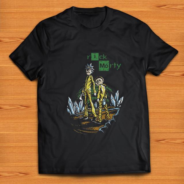 Top Rick And Morty Army Breaking Bad Shirt 1 1.jpg