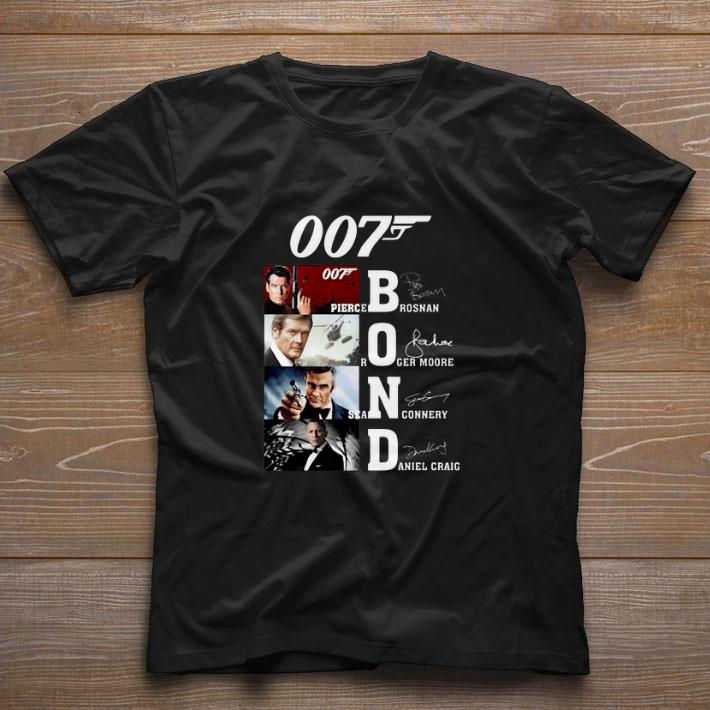 007 James Bond Pierce Brosnan Roger Moore Signatures Shirt 1 1.jpg