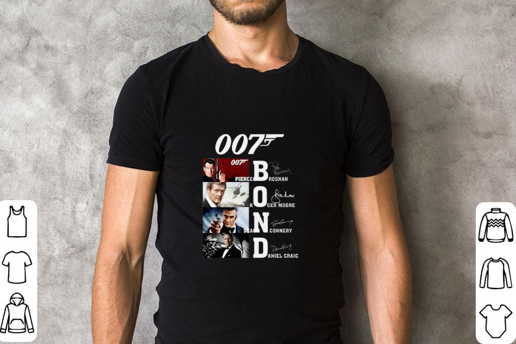 007 James Bond Pierce Brosnan Roger Moore Signatures Shirt 2 1.jpg