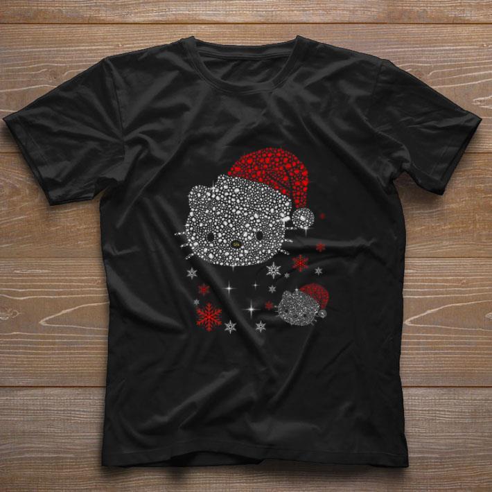 Funny Diamond Hello Kitty Christmas Shirt 1 1.jpg