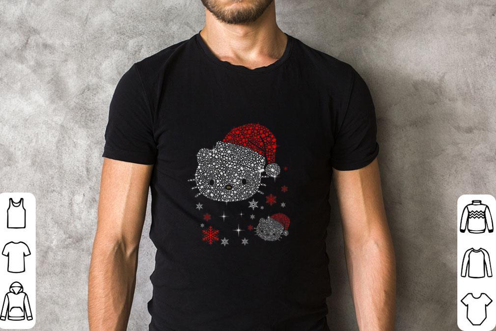 Funny Diamond Hello Kitty Christmas Shirt 2 1.jpg