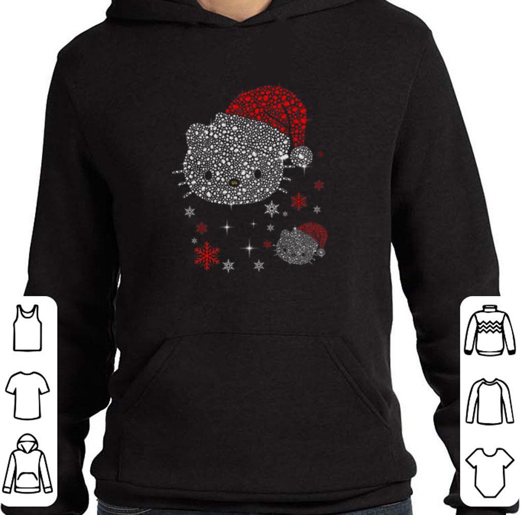 Funny Diamond Hello Kitty Christmas shirt