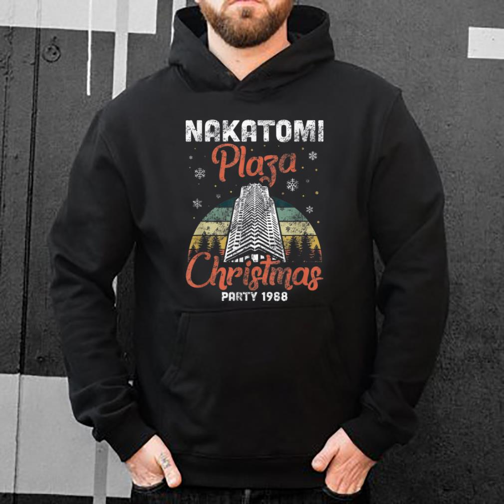 Top Nakatomi Plaza Christmas Party 1988 Vintage shirt