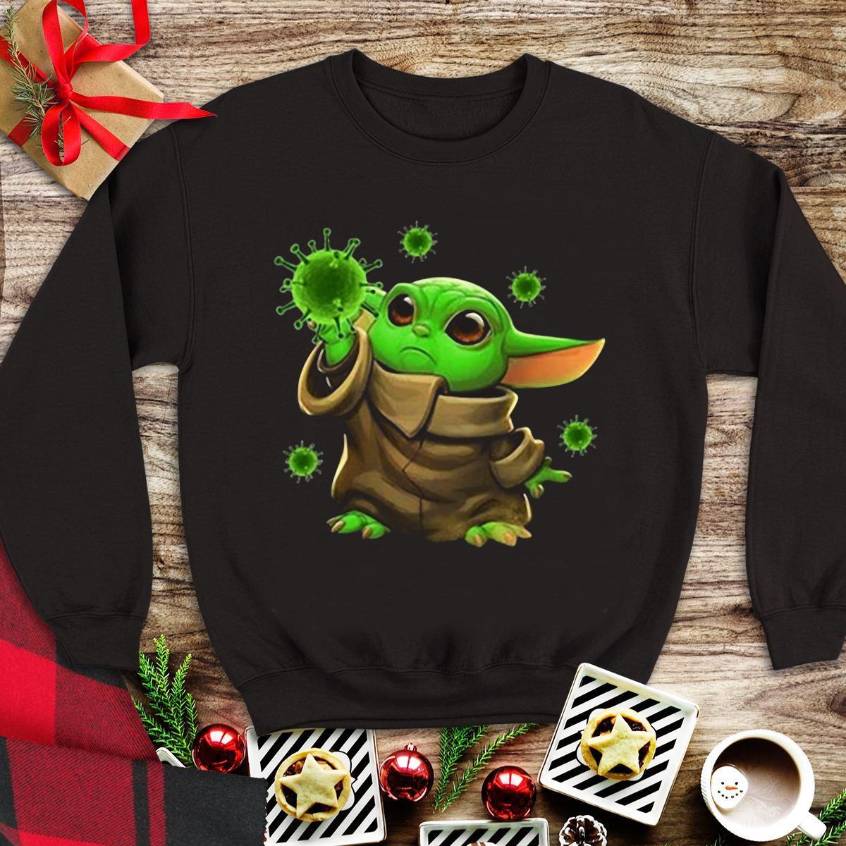 Awesome Coronavirus Merch Baby Yoda Shirt 1 1.jpg