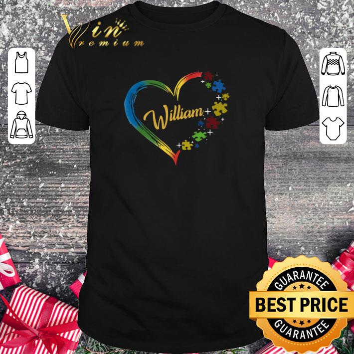 Awesome William Autism Awareness Puzzle Heart Shirt 1 1.jpg