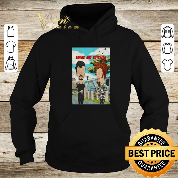 Premium Beavis and Butthead Sunnyvale Trailer Park shirt