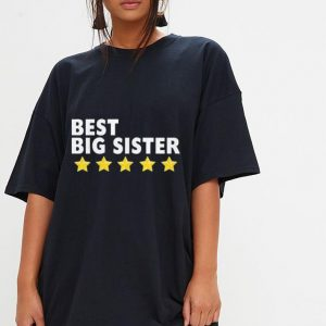 Best Big Sister shirt 2