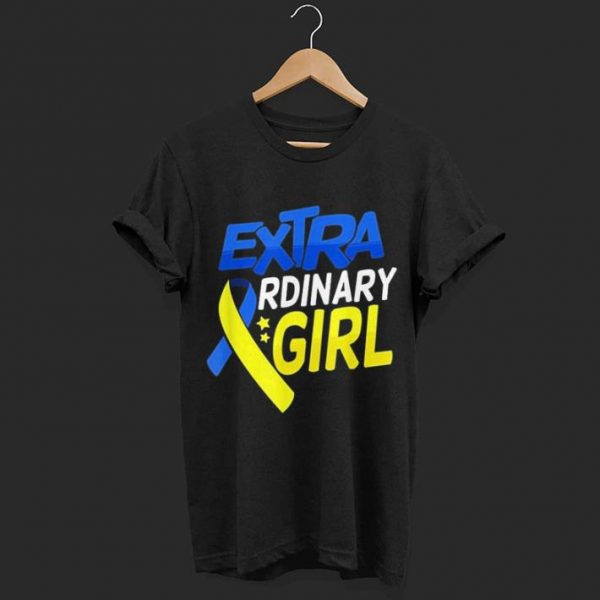 Down Syndrome Girl shirt