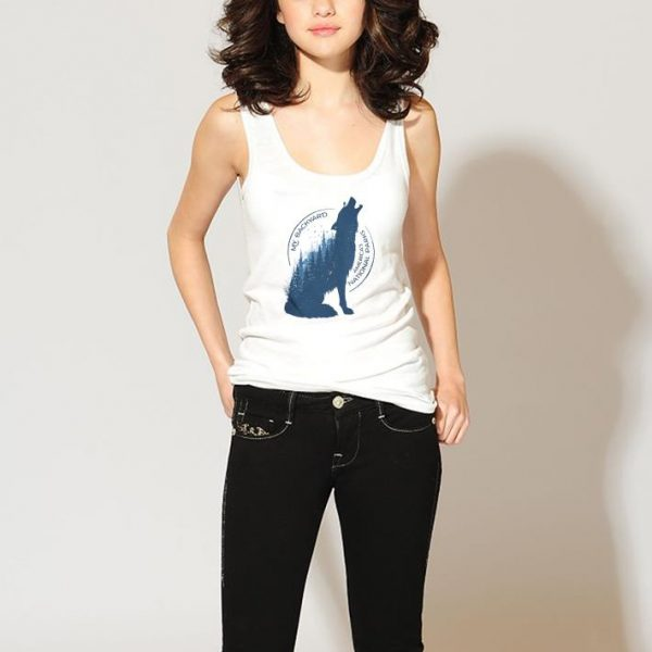 Wolf My backyard America's National Parks shirt