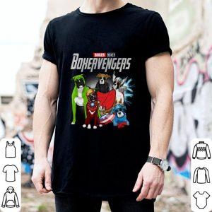 Boxer Boxervengers Marvel Avengers Endgame shirt