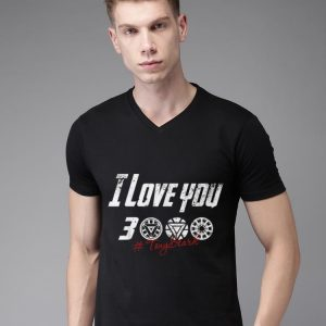 Dad I Love You 3000 Iron man End Game shirt