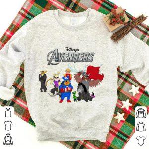 Disney Avengers Winnie The Pooh Style shirt