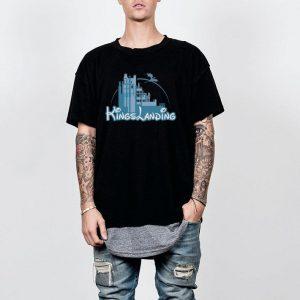 Disney Kings landing shirt