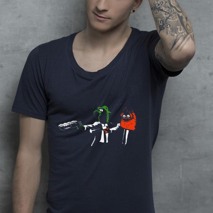 Gritty and phanatic shirt 4 - Gritty and phanatic shirt