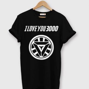 I Love You 3000 End Game Dad And Daughter shirt