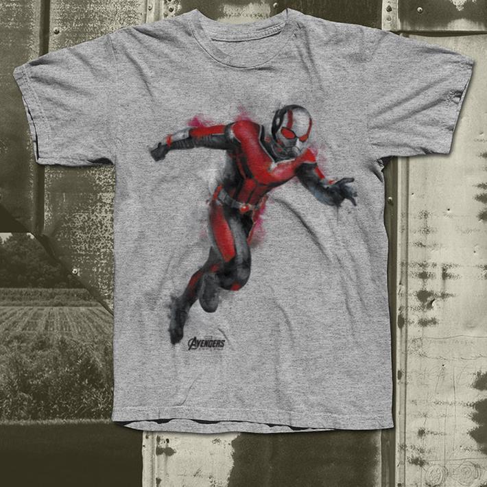 Marvel Avengers Endgame Ant Man Spray Paint shirt 4 - Marvel Avengers Endgame Ant-Man Spray Paint shirt