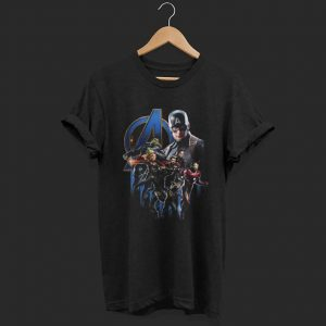 Marvel Avengers Endgame Group shirt
