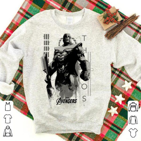 Marvel Avengers Endgame Proud Thanos shirt