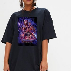 Marvel Studios Avengers Endgame Space Group shirt 2