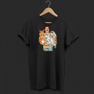 Mercury And His Cats Freddie shirt