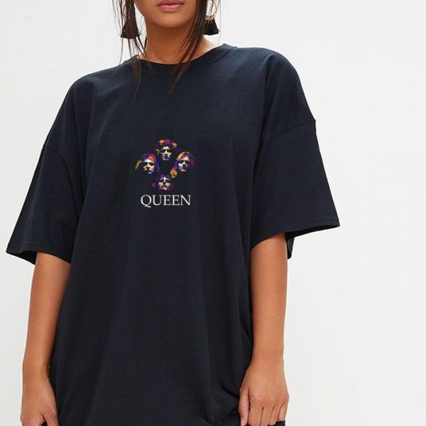 Queen Band British Rock shirt