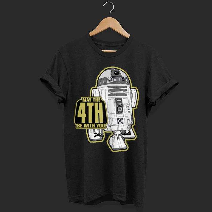 fb32ed11 Star Wars R2-D2 May The 4th Be With You shirt, hoodie, sweater ...