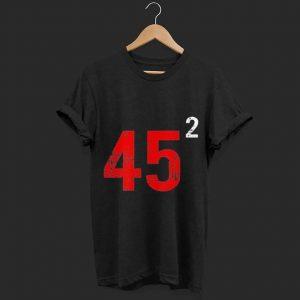 Trump 45 Squared 2 shirt