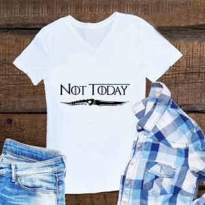 Catspaw Blade Not today Game Of throne shirt