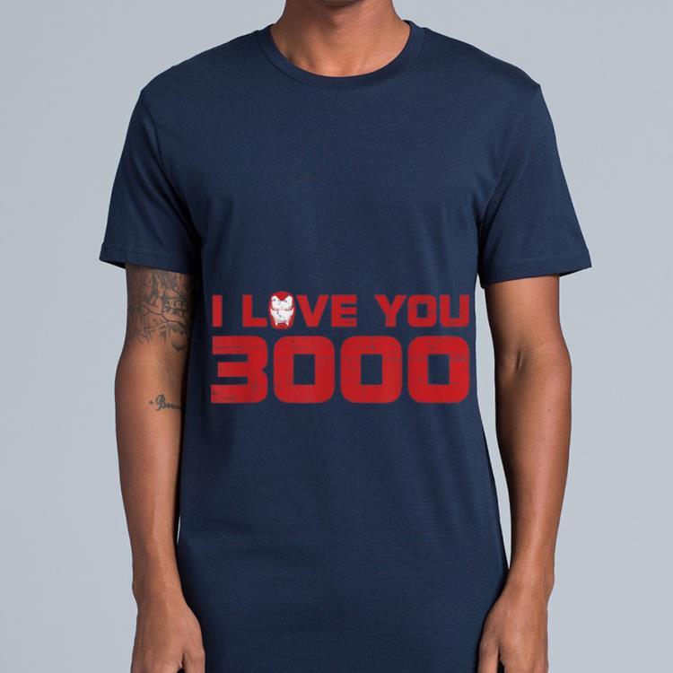 Endgame Iron Man I Love You 3000 Marvel Avengers shirt 4 - Endgame Iron Man I Love You 3000 Marvel Avengers shirt
