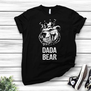 Fathers Day Grandpa Papa Dada Bear shirt