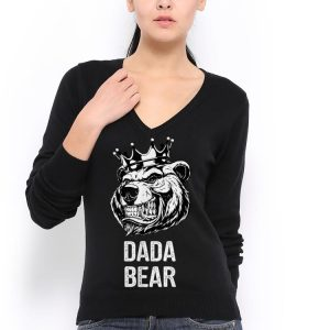 Fathers Day Grandpa Papa Dada Bear shirt 2