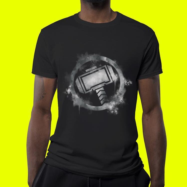 Marvel Avengers Endgame Thor Spray Paint shirt 4 - Marvel Avengers Endgame Thor Spray Paint shirt