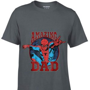 Marvel Spider-Man Father's Day shirt