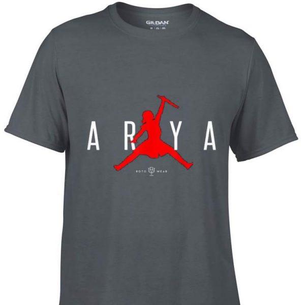Rotowear Arya Stark Game Of Throne shirt