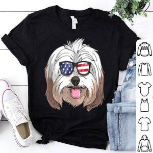 4th Of July Havanese Dog Patriotic American shirt