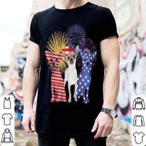 American Chihuahua Flag America shirt