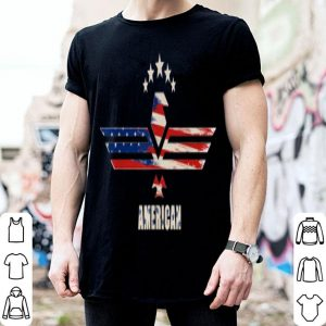 American Independence Day Flag Eagle shirt