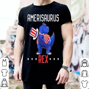 Amerisaurus Rex 4th Of July T Rex Dinosaur shirt