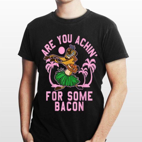 Disney Lion King Timon Achin shirt