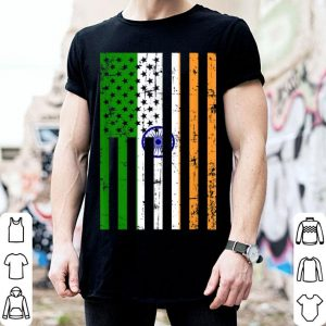 India American Flag for New US Citizen shirt