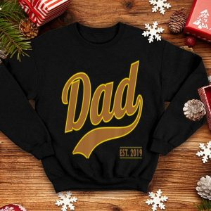 New Dad Father Daddy Husband On Fathers Day 2019 shirt