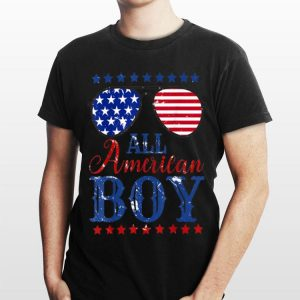 All American Boy 4Th Of July Sunglasses Family shirt
